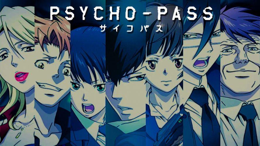 Psycho-Pass (4) wallpaper