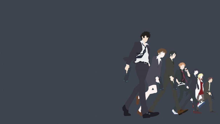 Psycho-Pass (12) wallpaper