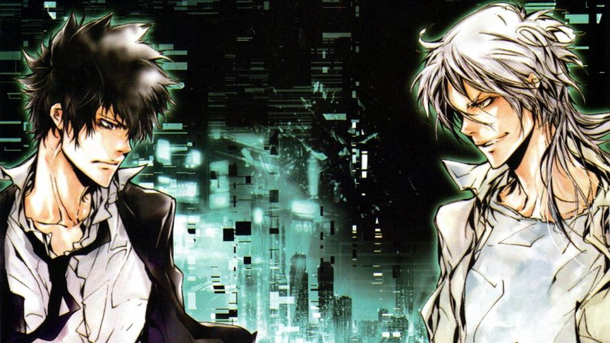 Psycho-Pass (21) wallpaper