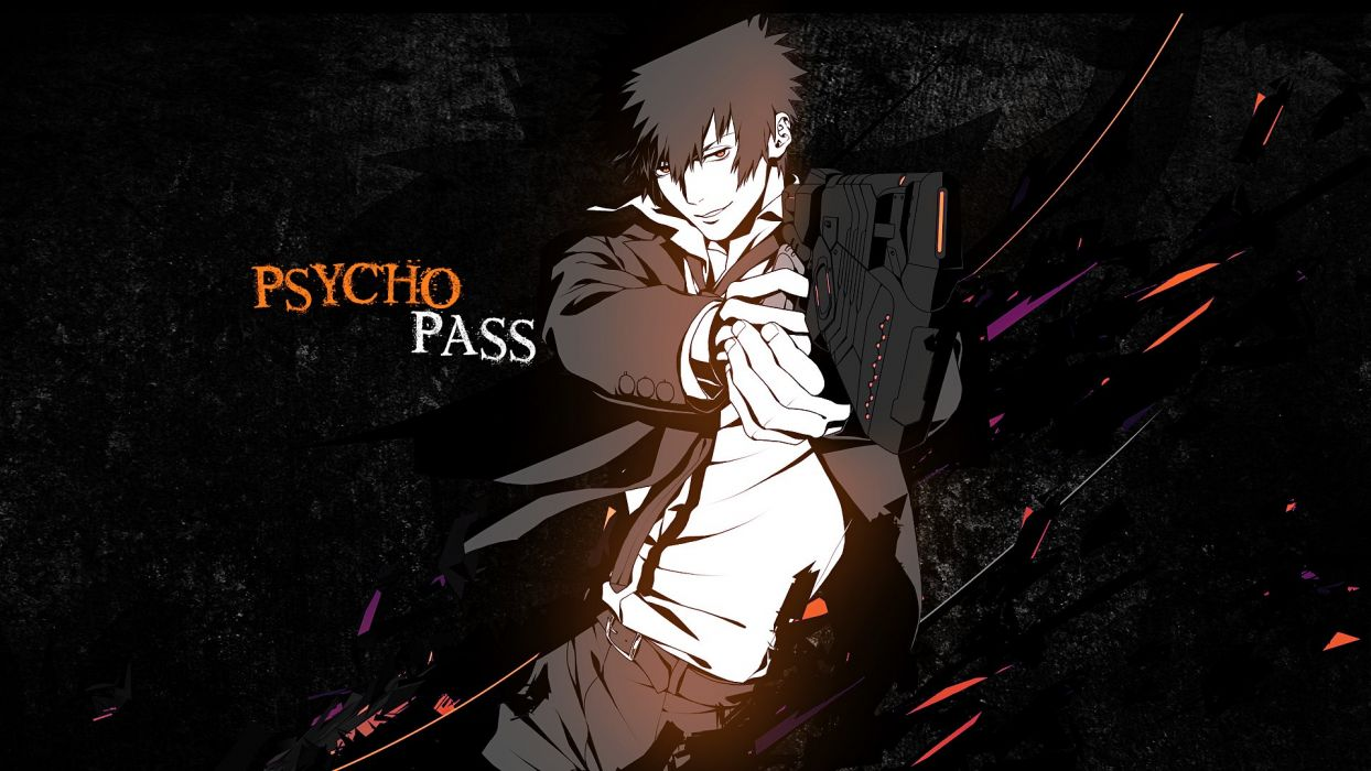 Psycho Pass 1 Wallpaper 1920x1080 1046793 Wallpaperup