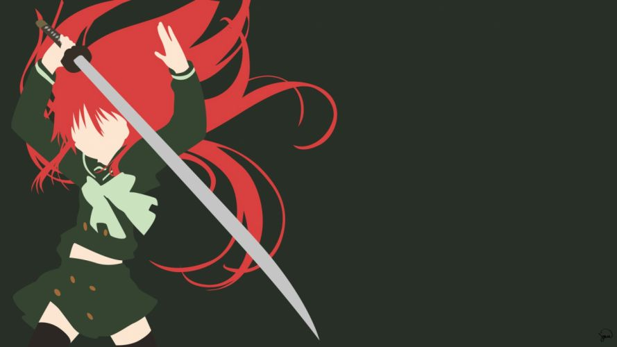 Shakugan No Shana (7) wallpaper