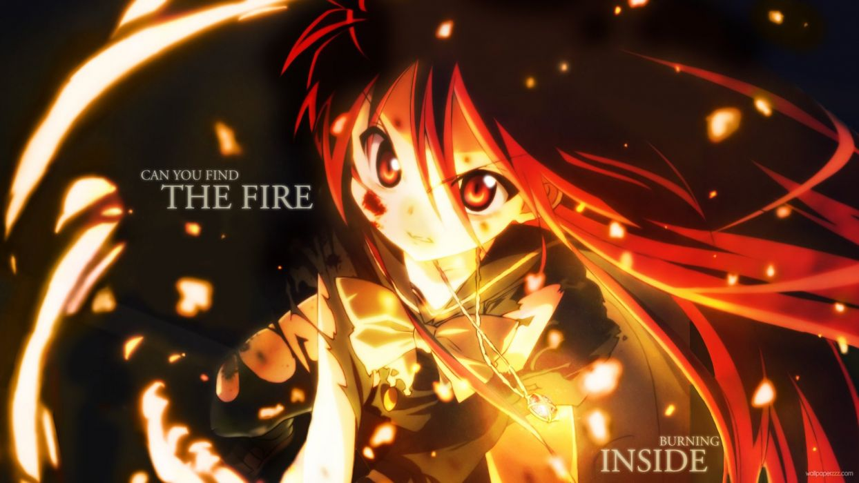 Shakugan No Shana (11) wallpaper