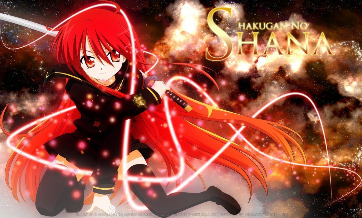 Shakugan No Shana (21) wallpaper