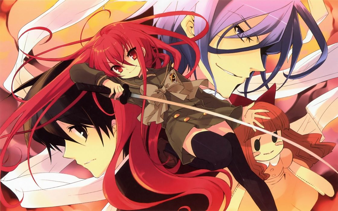 Shakugan No Shana (30) wallpaper
