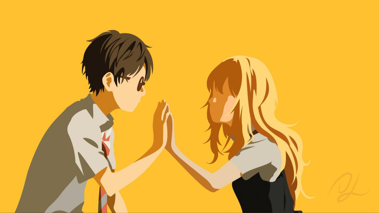 Shingatsu Wa Kimi No Uso (1) wallpaper