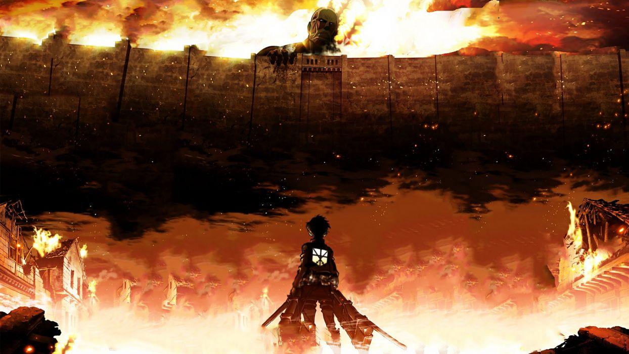 Shingeki No Kyojin (6) wallpaper