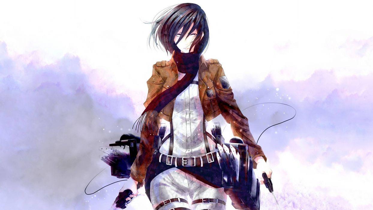Shingeki No Kyojin (107) wallpaper