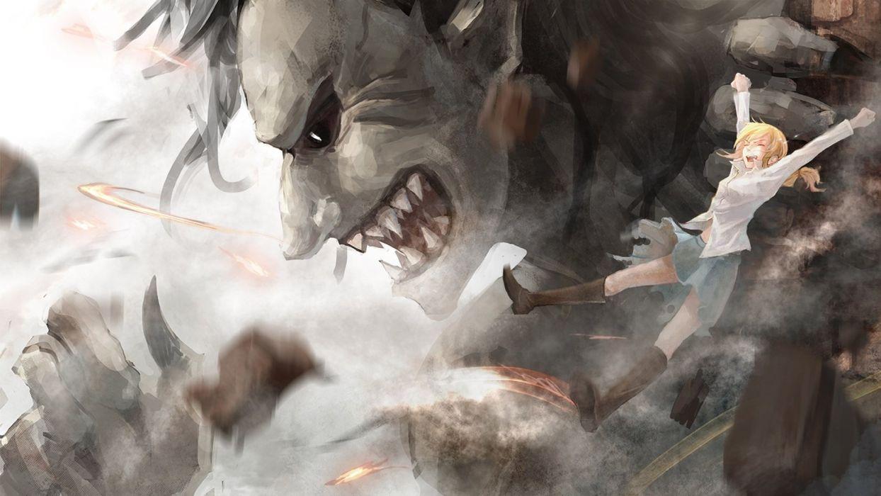 Shingeki No Kyojin (135) wallpaper