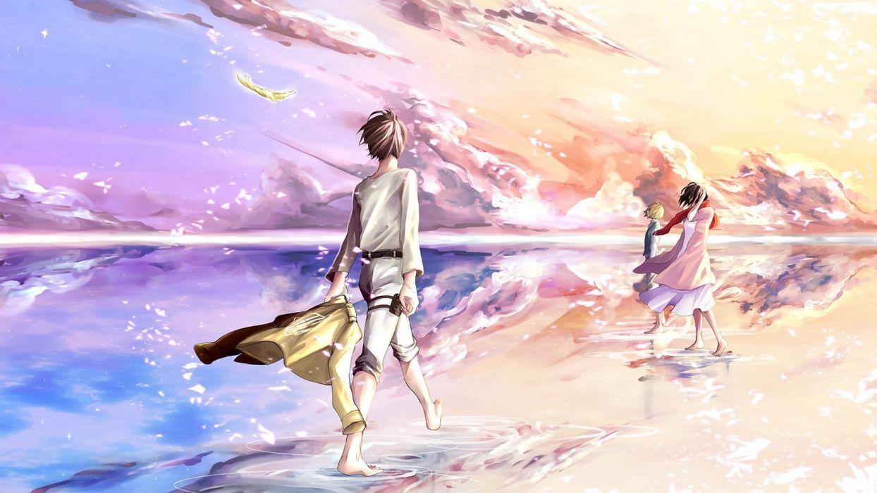 Shingeki No Kyojin (148) wallpaper