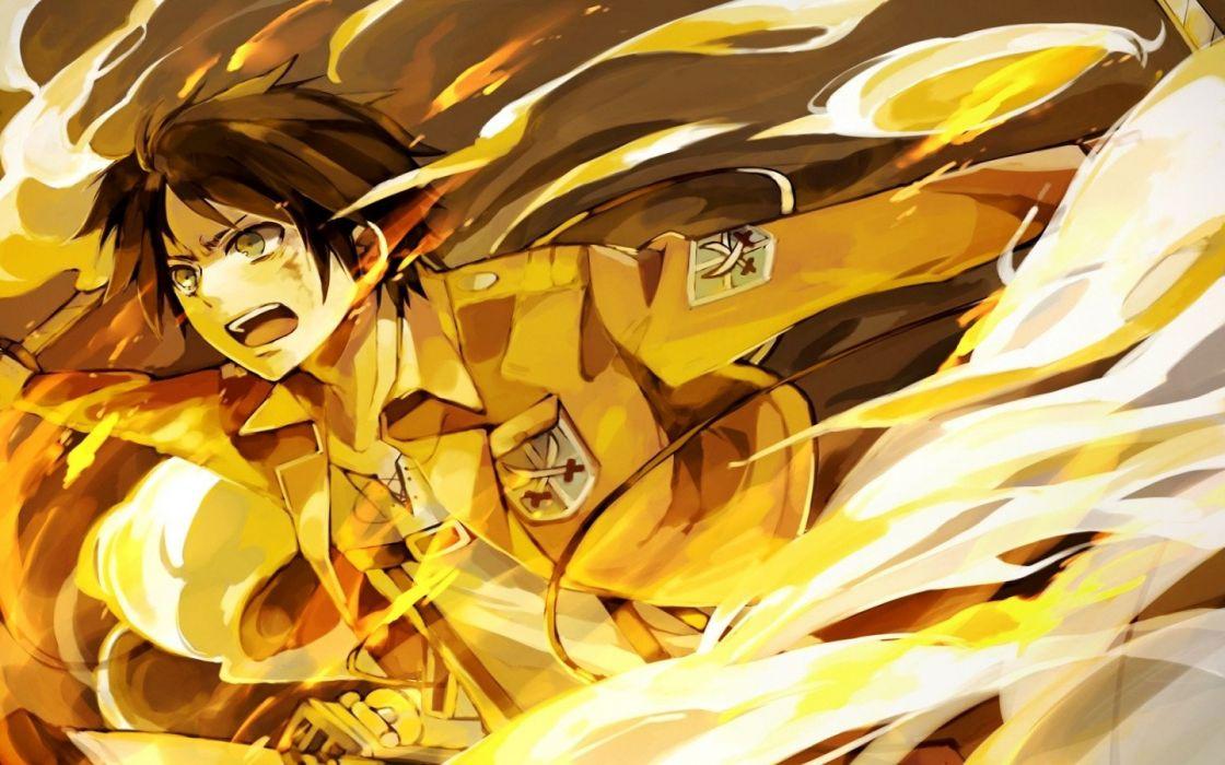 Shingeki No Kyojin (321) wallpaper