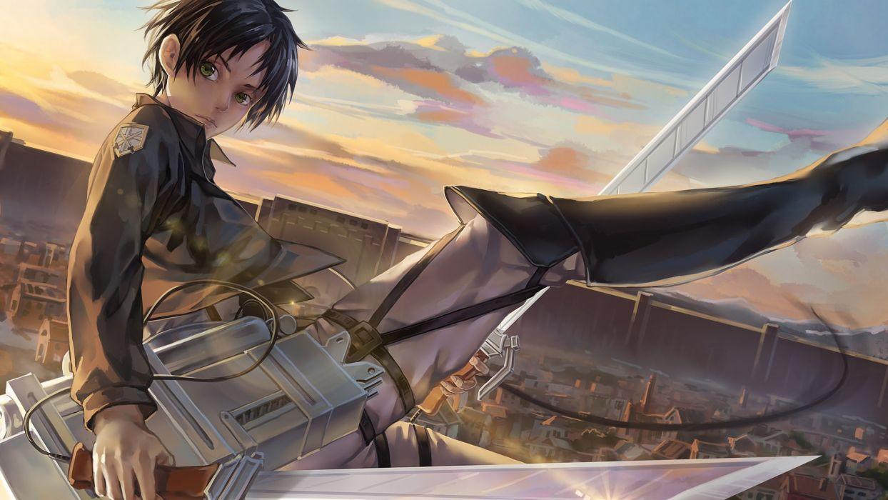 Shingeki No Kyojin (322) wallpaper