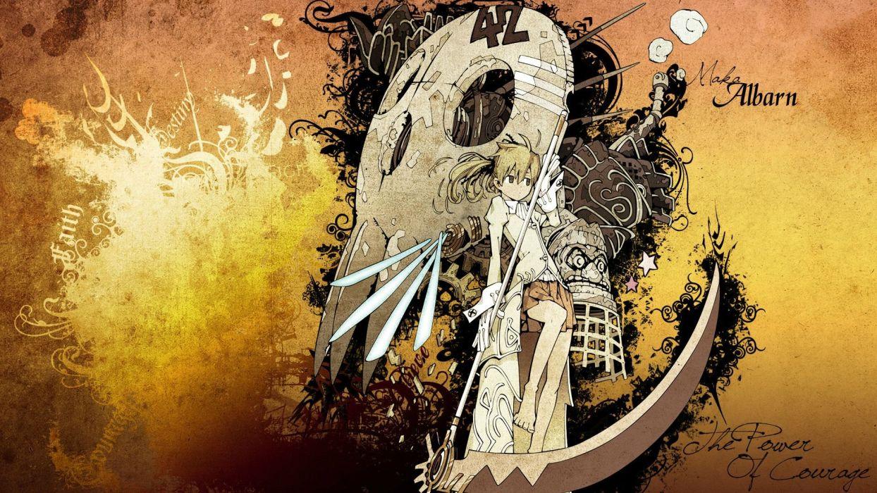 Soul Eater (22) wallpaper