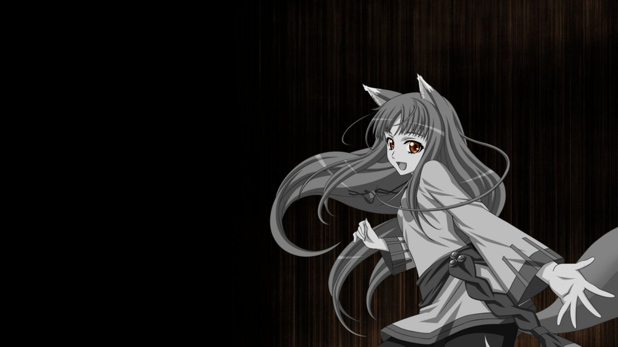 Spice And Wolf (4) wallpaper