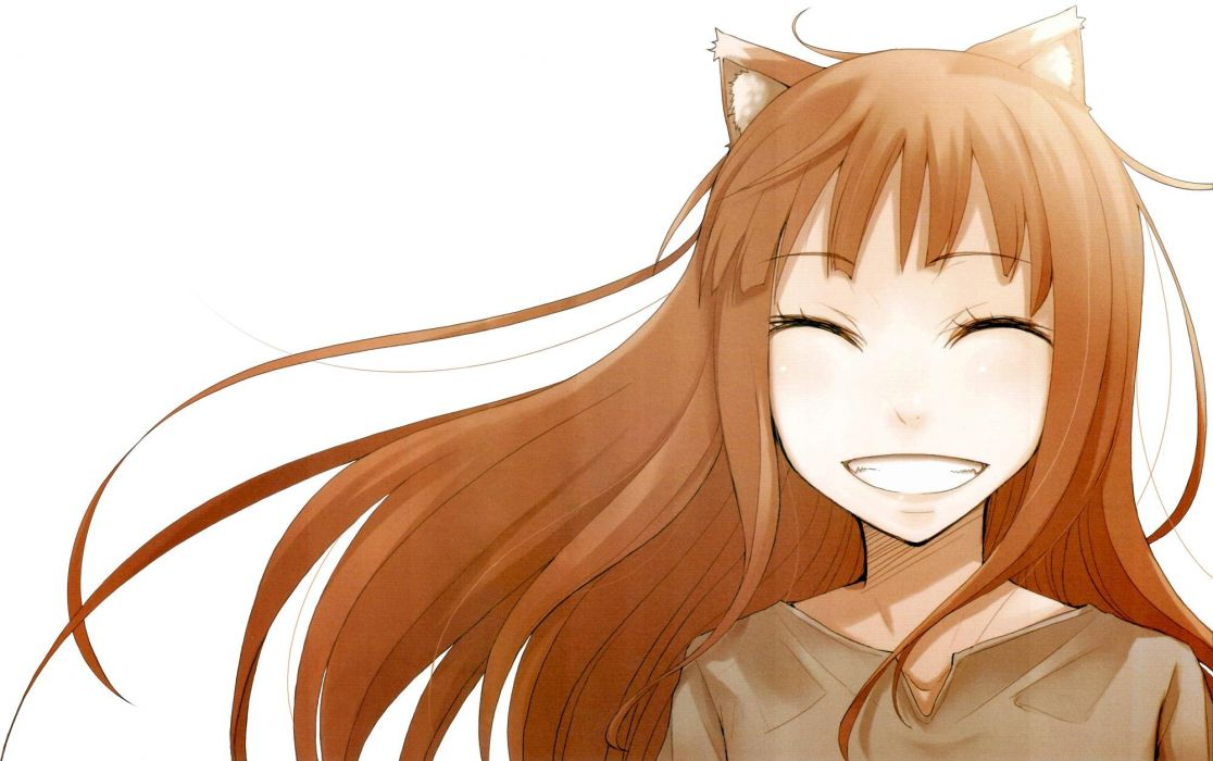 Spice And Wolf (10) wallpaper