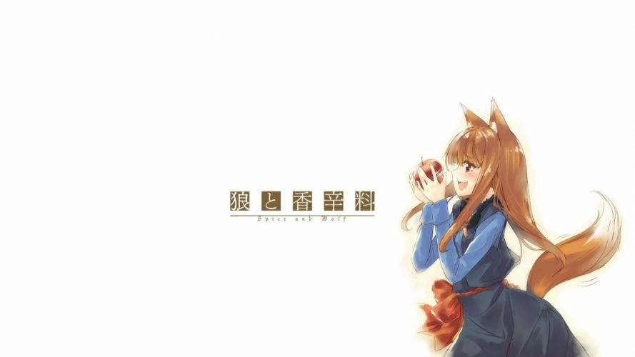 Spice And Wolf (12) wallpaper