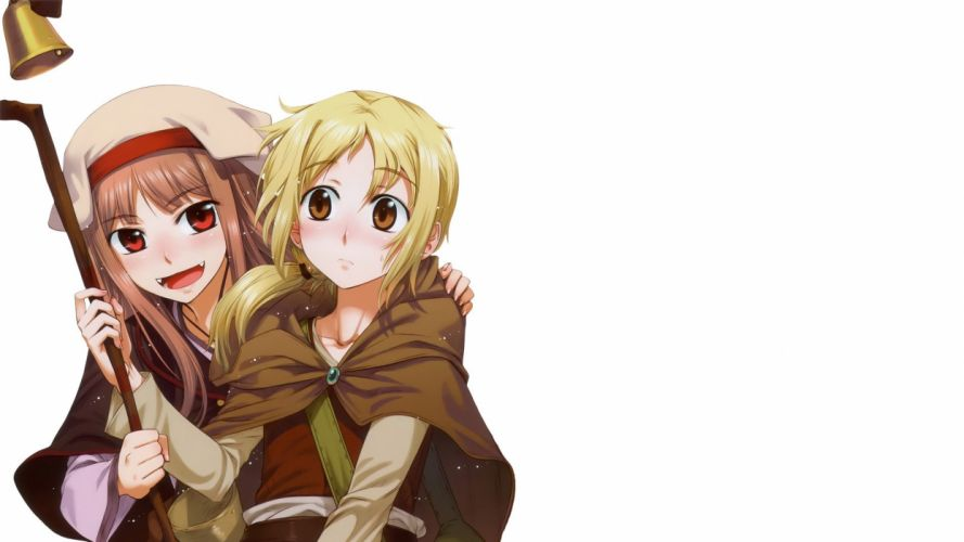Spice And Wolf (19) wallpaper