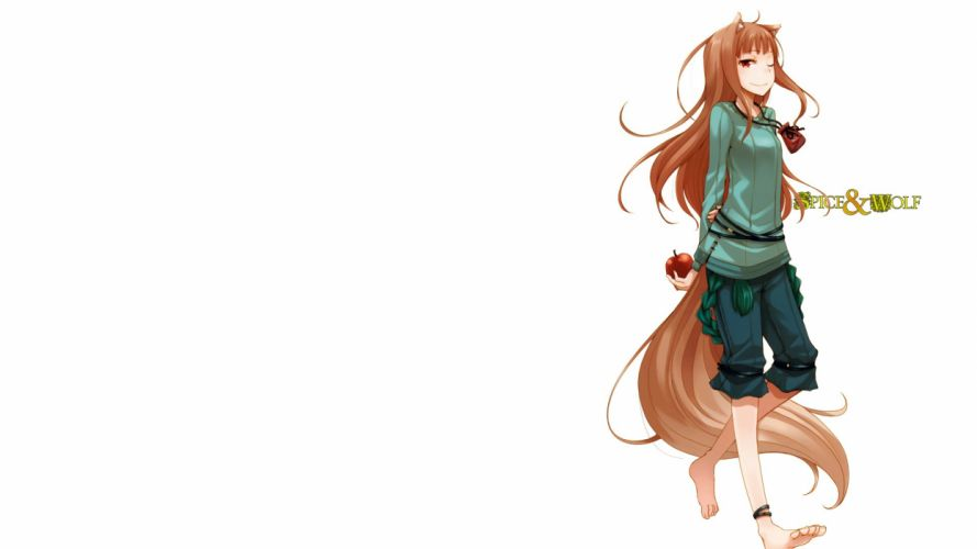 Spice And Wolf (21) wallpaper