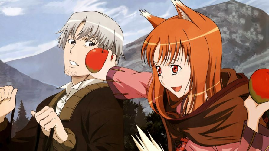 Spice And Wolf (24) wallpaper