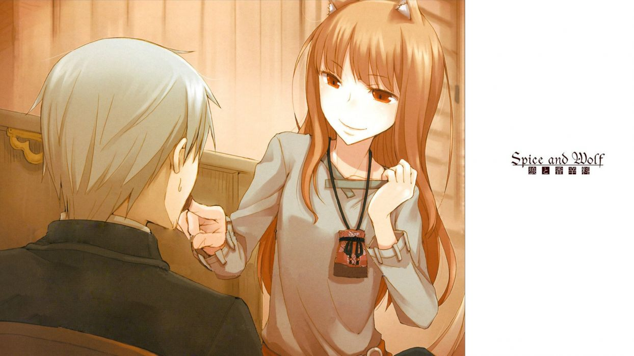 Spice And Wolf (26) wallpaper