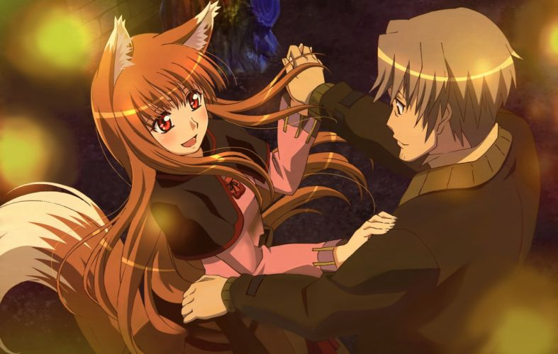 Spice And Wolf (27) wallpaper
