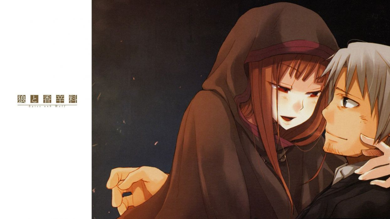 Spice And Wolf (29) wallpaper