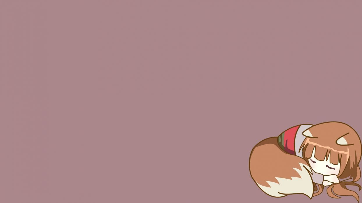 Spice And Wolf (30) wallpaper