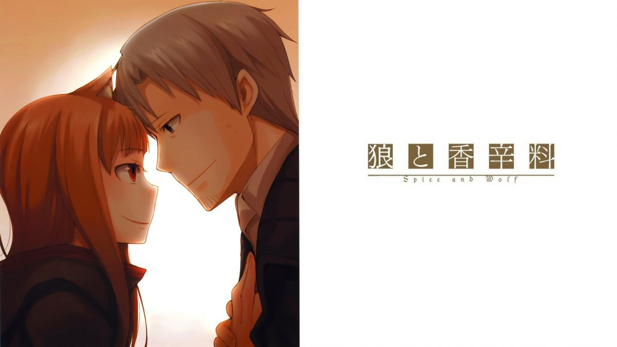 Spice And Wolf (31) wallpaper