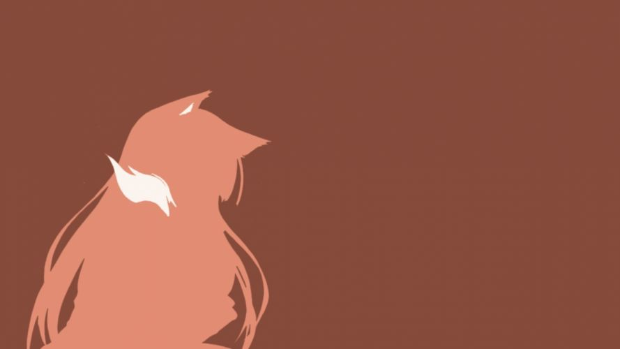 Spice And Wolf (36) wallpaper