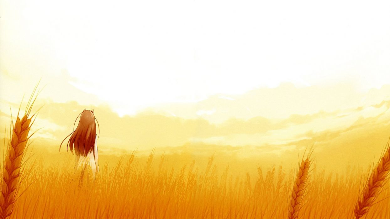 Spice And Wolf (38) wallpaper