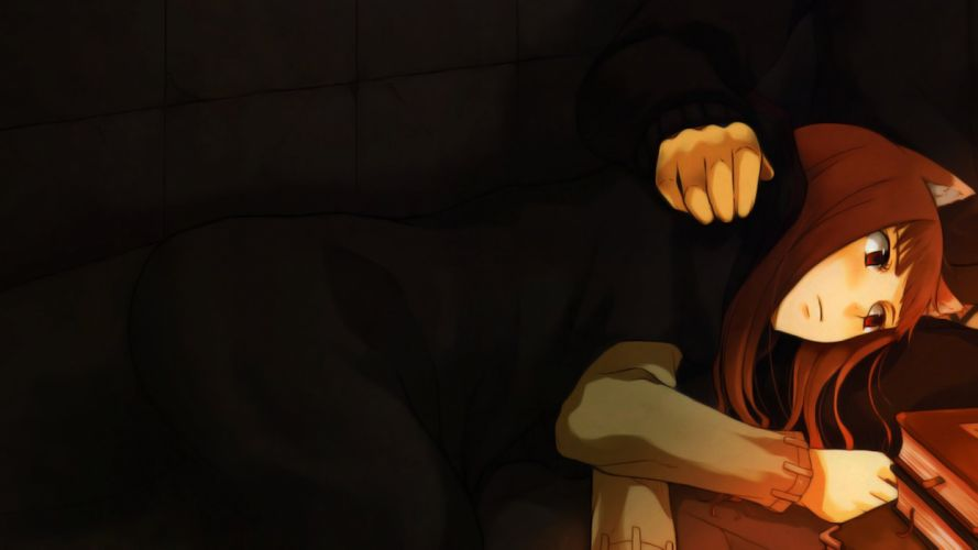 Spice And Wolf (44) wallpaper