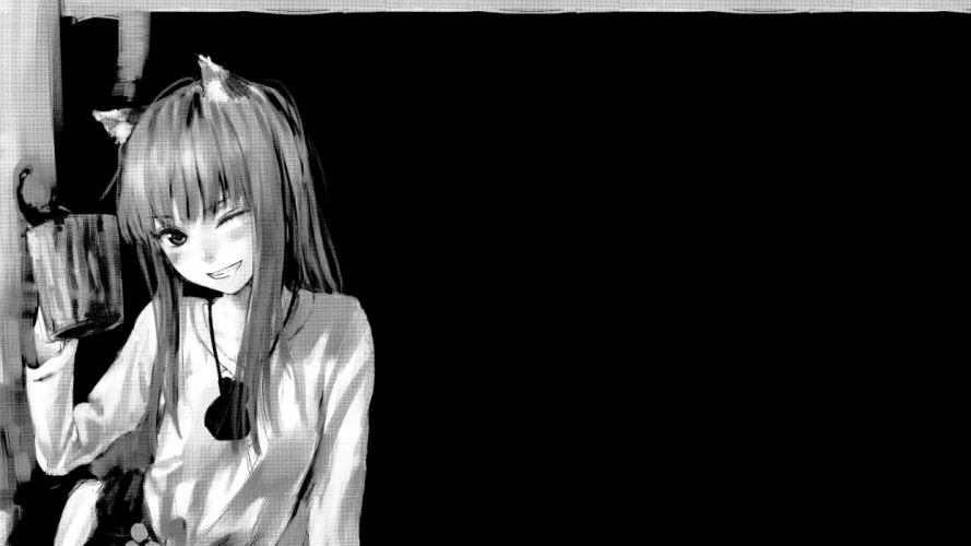 Spice And Wolf (45) wallpaper