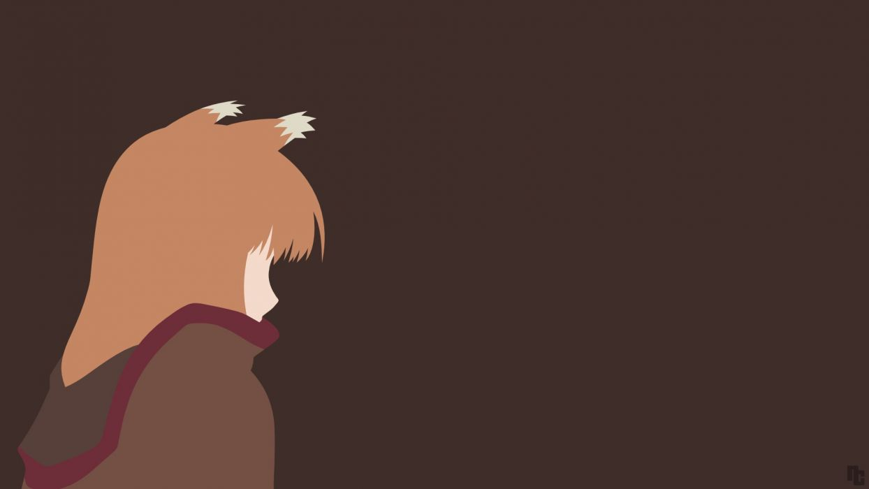Spice And Wolf (49) wallpaper