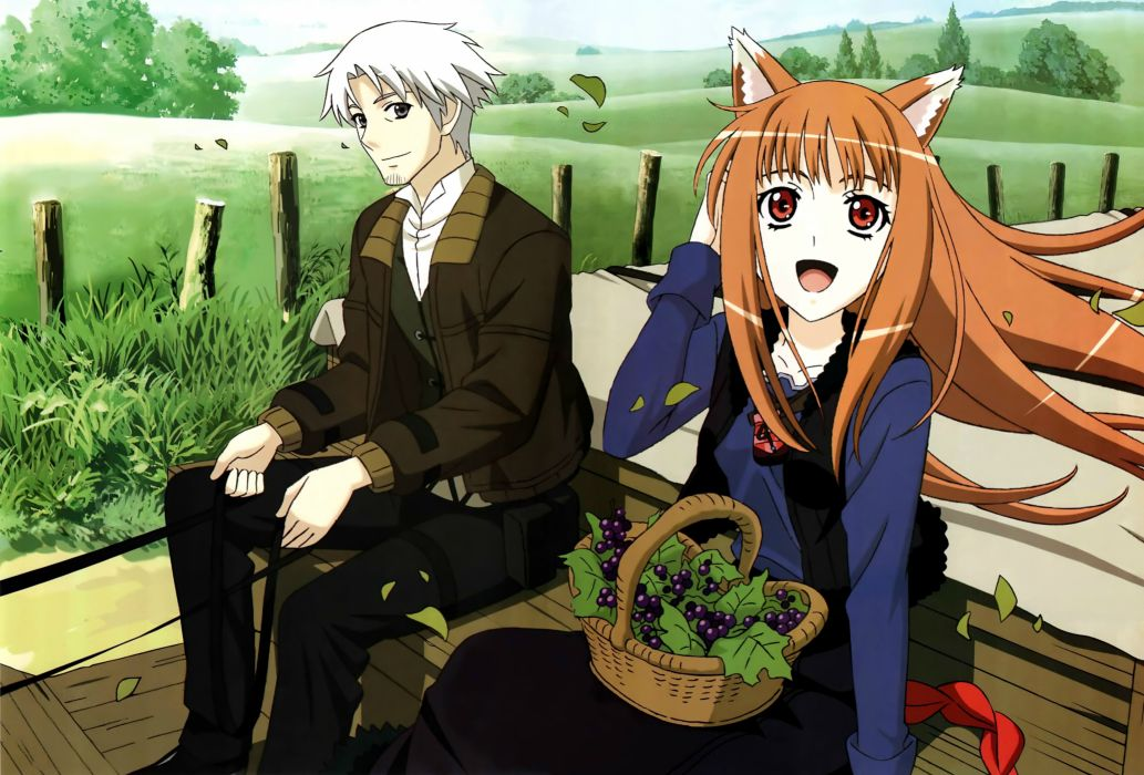 Spice And Wolf (57) wallpaper