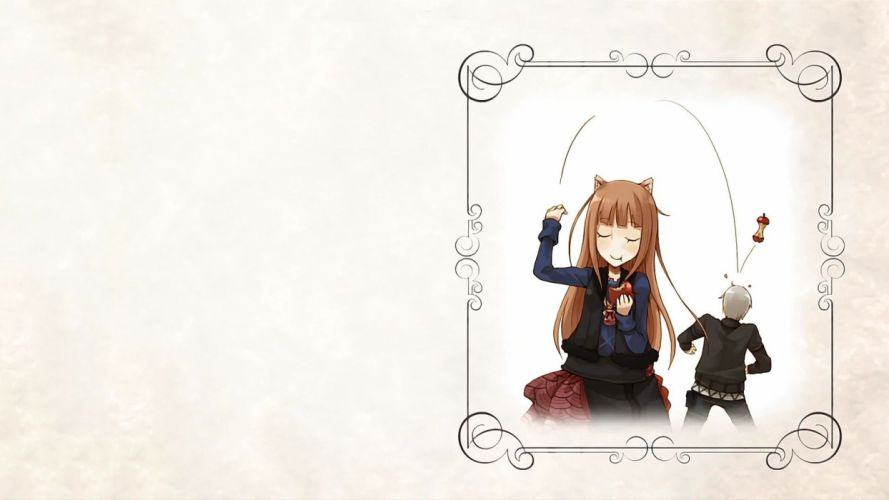 Spice And Wolf (65) wallpaper