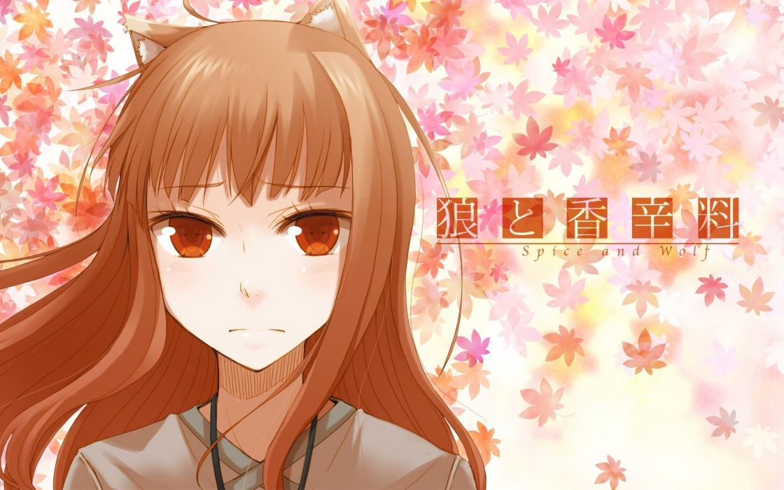 Spice And Wolf (76) wallpaper