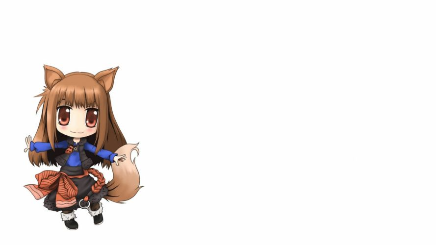Spice And Wolf (80) wallpaper