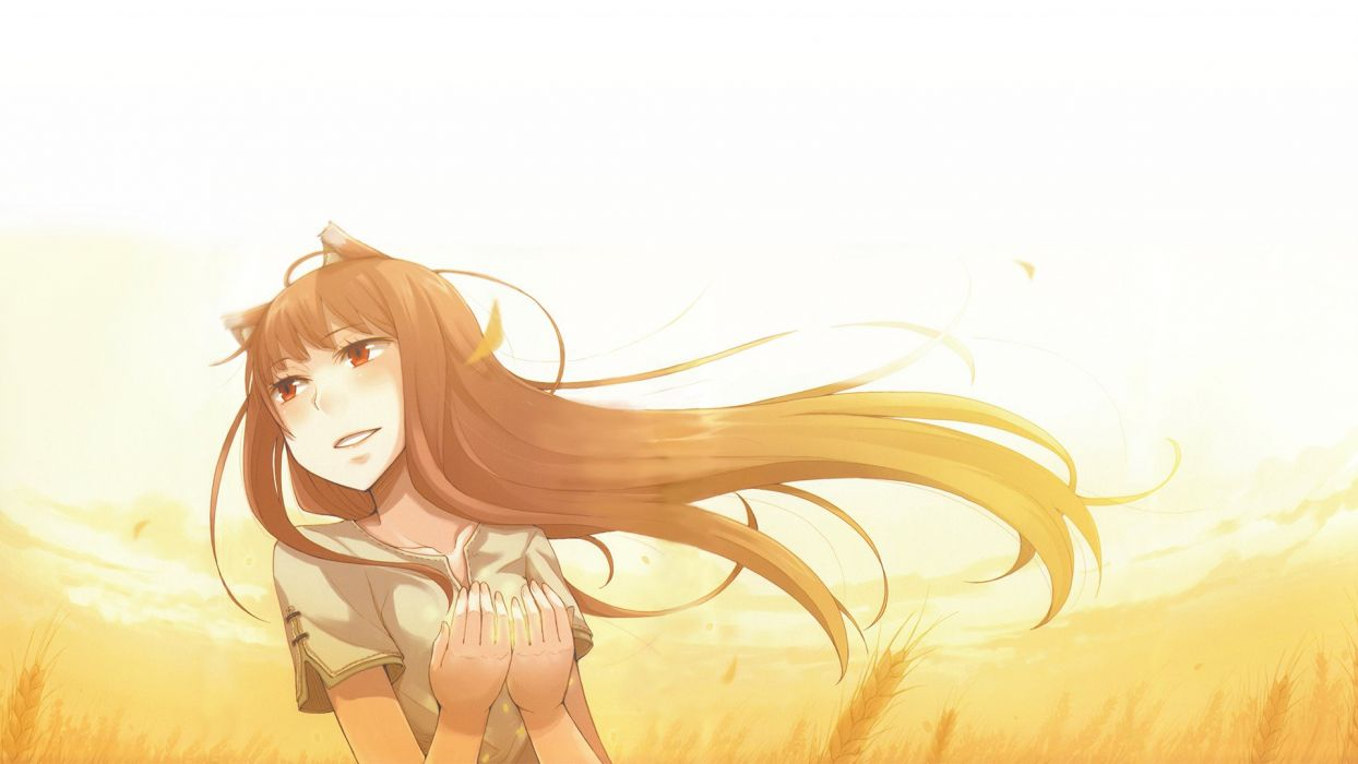 Spice And Wolf (84) wallpaper