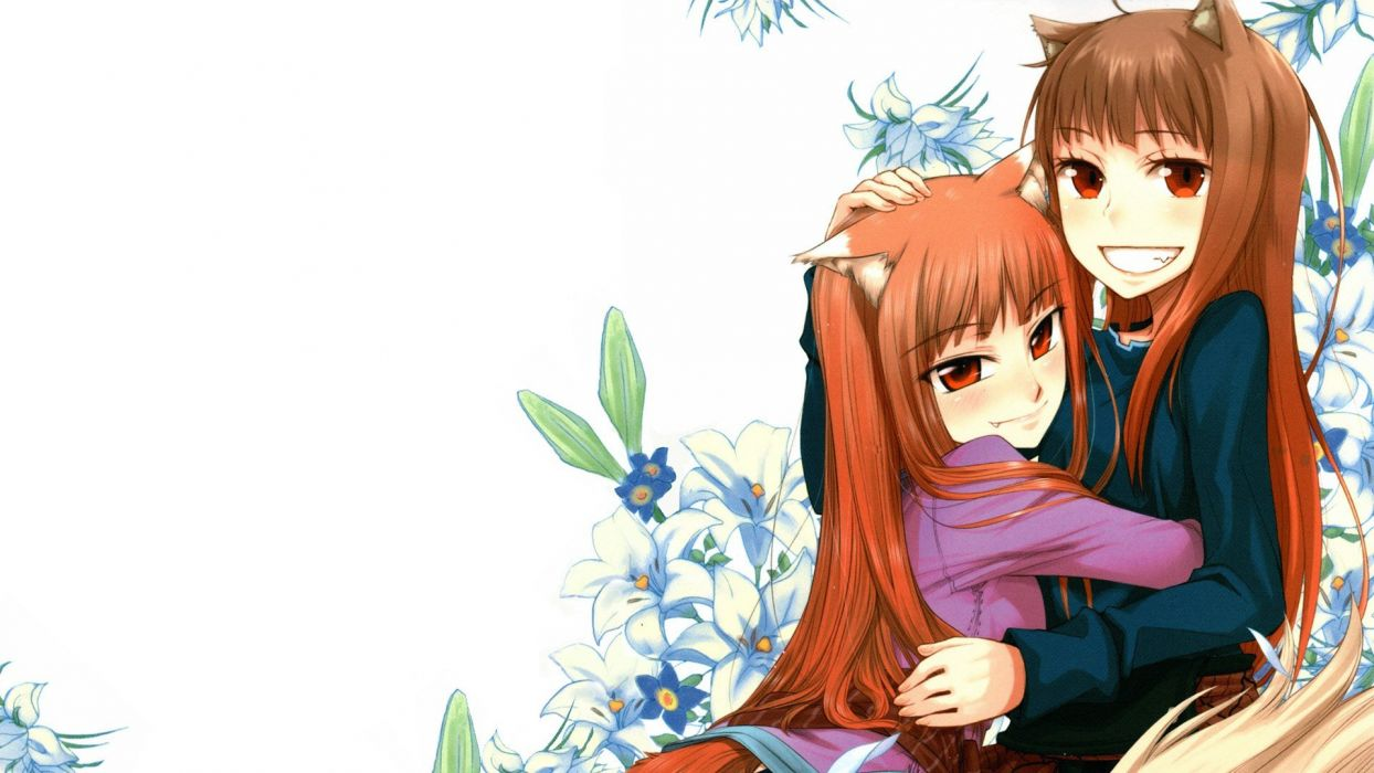 Spice And Wolf (107) wallpaper