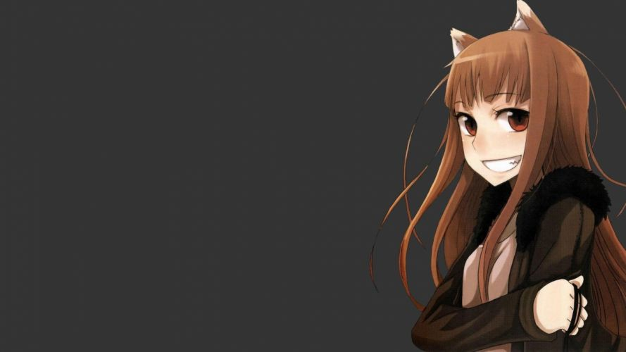 Spice And Wolf (115) wallpaper