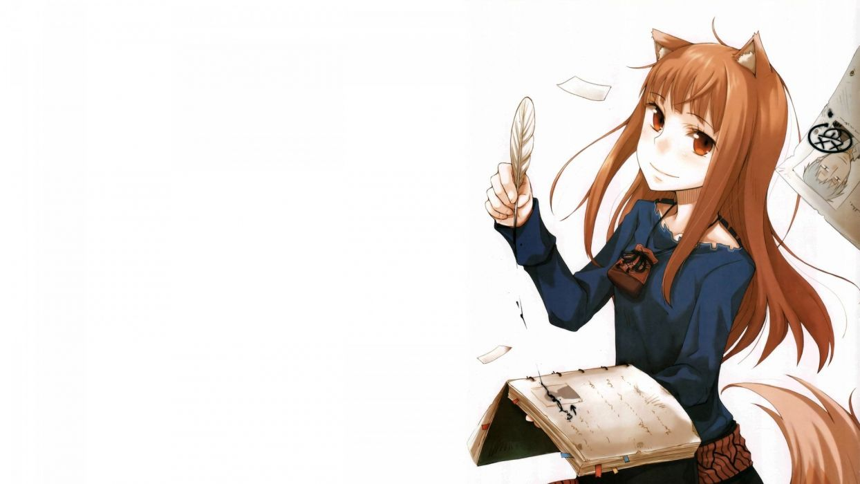 Spice And Wolf (114) wallpaper