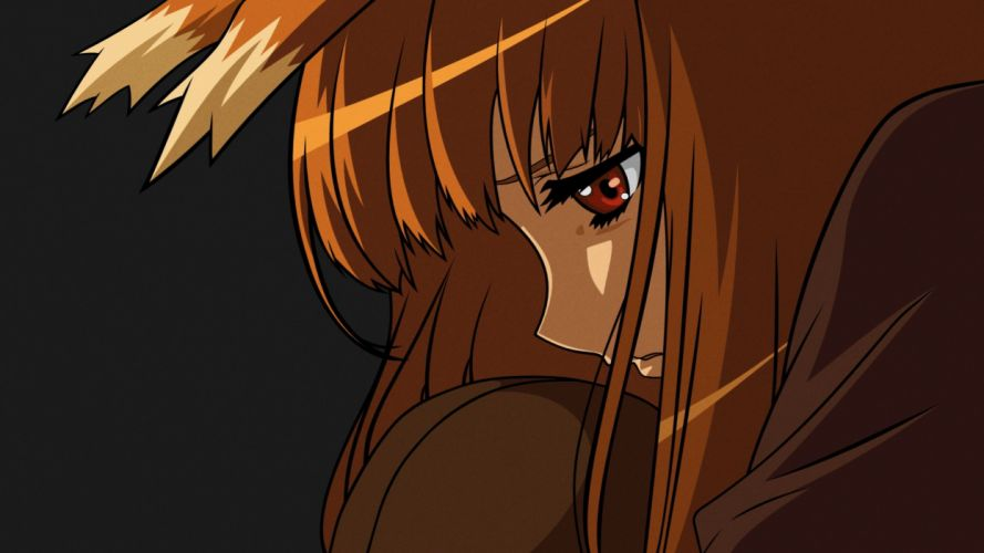Spice And Wolf (126) wallpaper