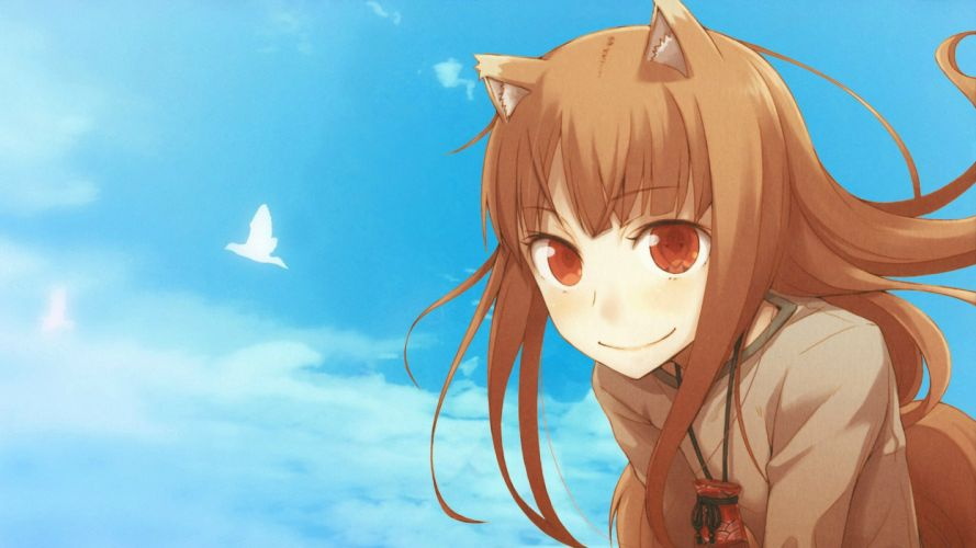 Spice And Wolf (116) wallpaper