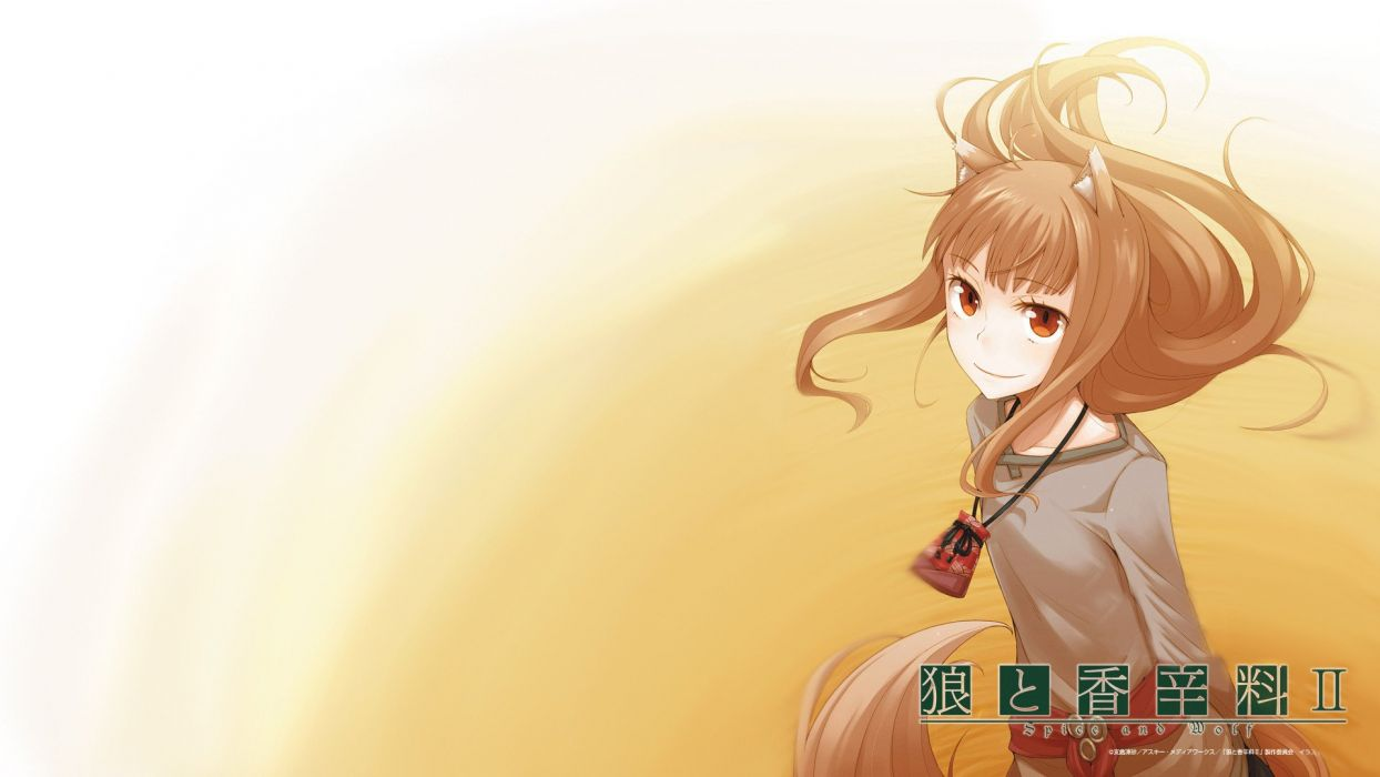 Spice And Wolf (133) wallpaper