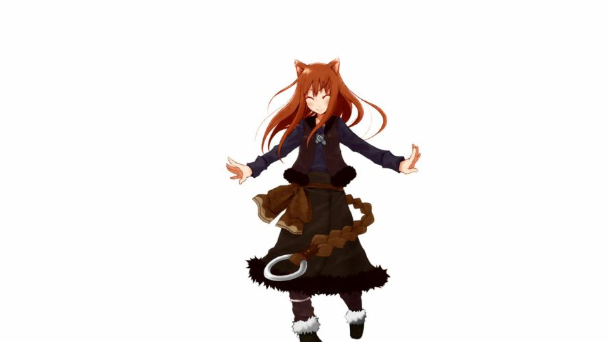 Spice And Wolf (143) wallpaper