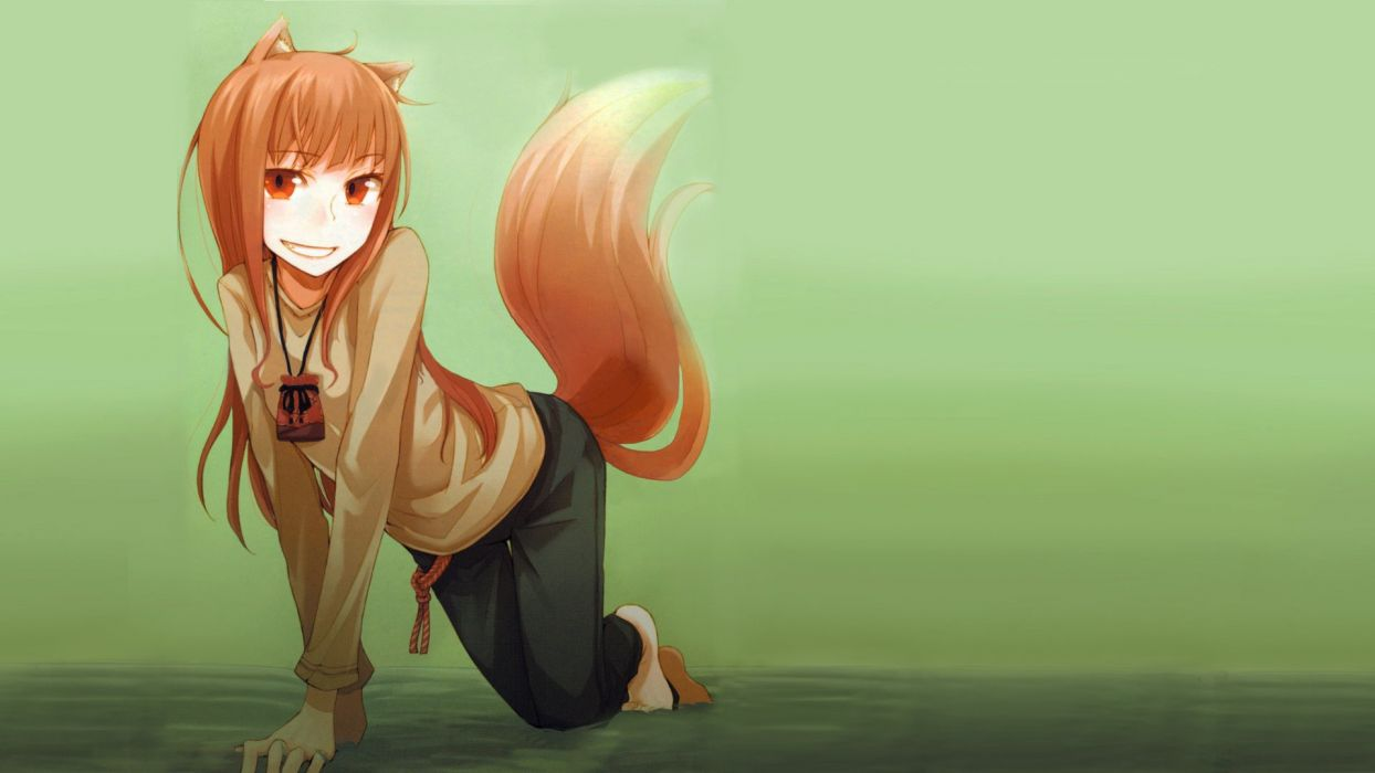 Spice And Wolf (148) wallpaper