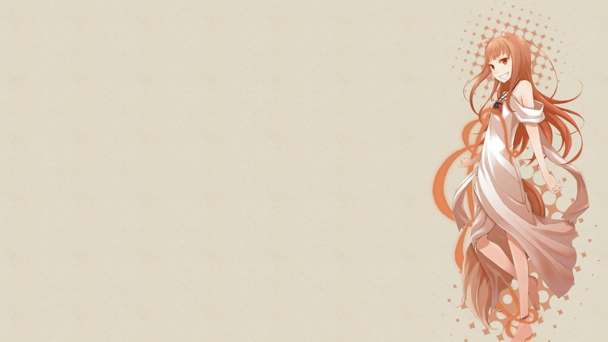 Spice And Wolf (145) wallpaper