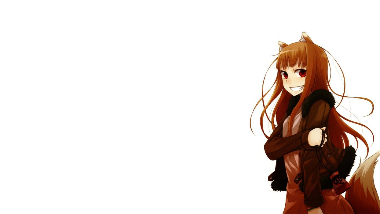Spice And Wolf (149) wallpaper