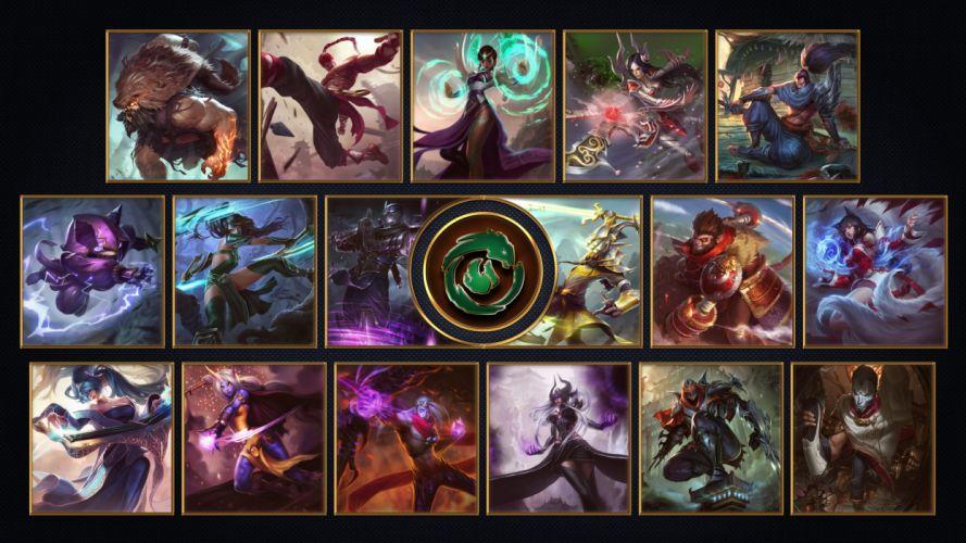 Ionia - League Of Legends wallpaper