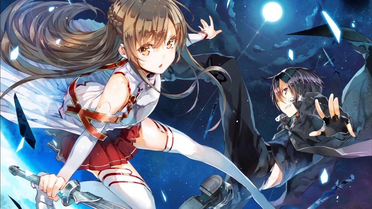 Sword Art Online (8) wallpaper