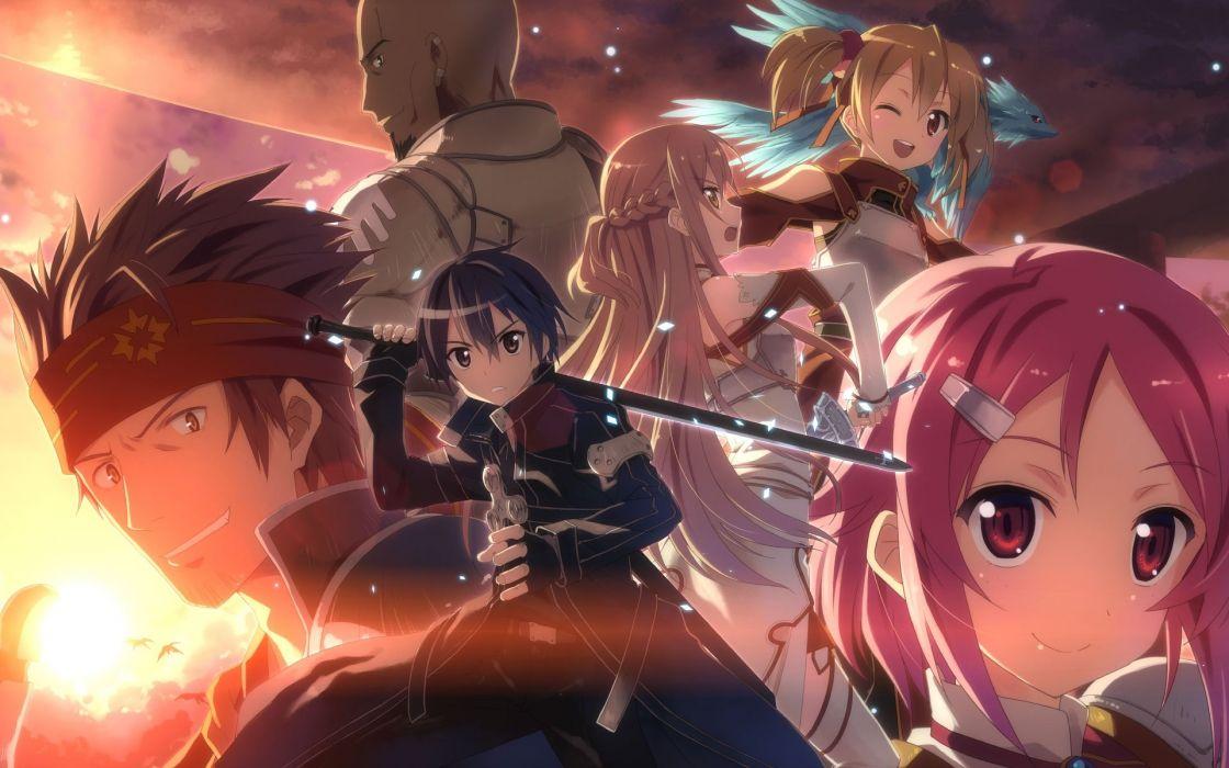 Sword Art Online (11) wallpaper